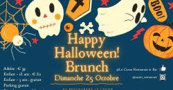 Happy Halloween Brunch - Le Cocon