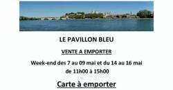 RESTAURATION A EMPORTER - Le Pavillon Bleu