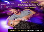 Vendredi cours et soirée kizomba gratuits avec Aurel Viala