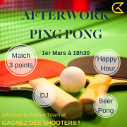Afterwork Ping Pong