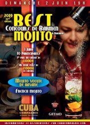 Concours Best Mojito au Cuba Compagnie