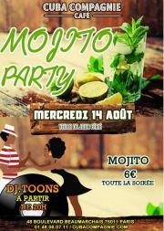 Mojito Party au Cuba Compagnie!