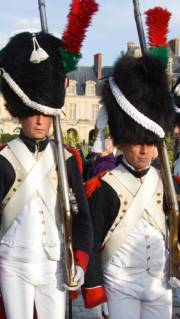 Le bicentenaire des Adieux de Napoléon