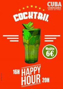 Happy Hour au Cuba Compagnie