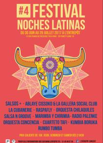 Festival Noche Latinas