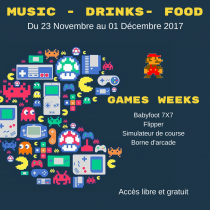 Afterwork - Retro Gaming (Games Weeks)