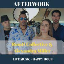 Afterwork RomD Collective & Alexandra Miller