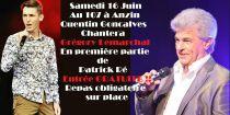 Soirée Patrick Ré et Quentin Goncalves