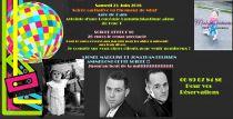 Soirée caritative Pour Miah , spécial Années 80 Avec Lionel Marquise et Jonathan Délissen