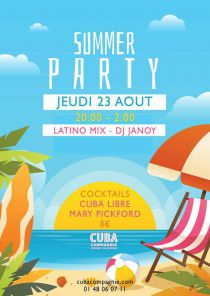 Summer Party #3