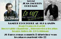 soiree Jean jacques Goldman