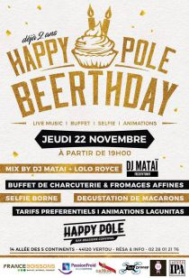 Happy Pole Beerthday