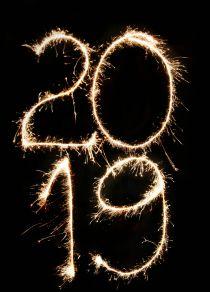 Menu du Nouvel An 2019