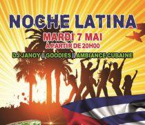 Noche Latina au Cuba Compagnie