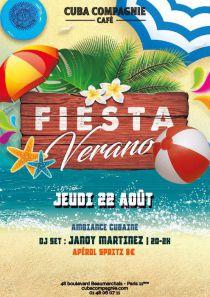 Fiesta Verano au Cuba Compagnie!!!