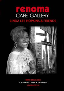 Linda Lee Hopkins & Friends au Renoma Café Gallery