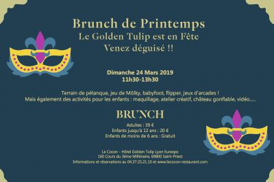 Brunch Printemps 2019