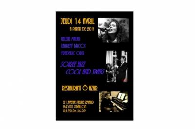 Soirée jazz O'Azar