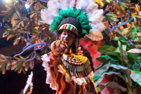 Déjeuner du carnaval de Bergues à 22 € ttc