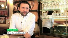 Le restaurant La Régalade à Paris