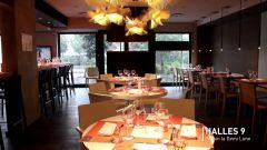 Le restaurant Brasserie Halles 9 à Tassin-la-Demi-Lune