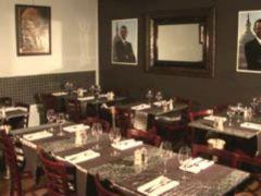 Le restaurant Café Mancel à Caen