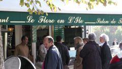 Le restaurant Le Flore en l'Ile à Paris