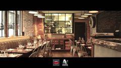 Le restaurant L'Atelier Ramey à Paris