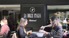 Le restaurant La Dolce Italia à Aix-en-Provence