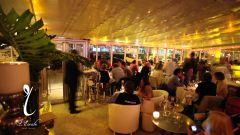 Le restaurant L'Escale Saint Tropez
