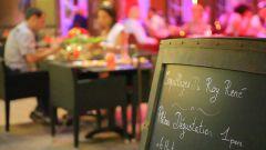 Le restaurant Coquillages du Roy René à Aix-en-Provence