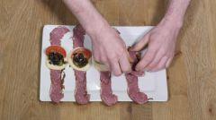 Vidéo - Saltimbocca de Pastrami et Provol