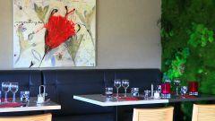 Le restaurant Brasserie Les Terrasses à Bonnieux