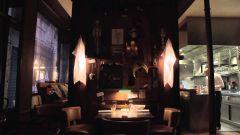 Le restaurant Caffè Stern à Paris
