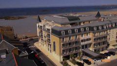 L'hôtel Le Nouveau Monde à Saint-Malo