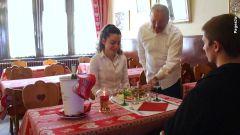 Le restaurant Auberge du Vieux Mulhouse à Mulhouse