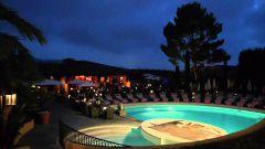 L'hôtel Byblos à Saint Tropez
