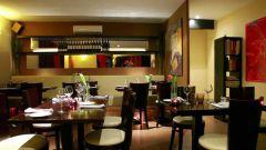 Le restaurant L'Opus à Venelles
