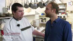 Vidéo - Recette : Noix de Saint Jacques poêlées et butternut confit