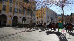 Le restaurant Giuseppe e Pepino à Nice