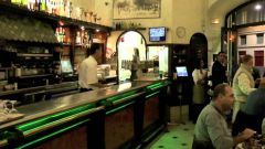 Le restaurant Café de Turin à Nice