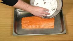 Vidéo - Recette en vidéo : Saumon mariné du restaurant l'Édito