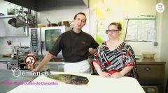 Vidéo - Recette de Tournedos de Silure aux écrevisses et pommes Anna du restaurant Clémence