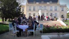 Le restaurant le Château de Rilly à Rilly-la-Montagne