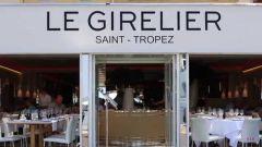Le restaurant Le Girelier à Saint-Tropez