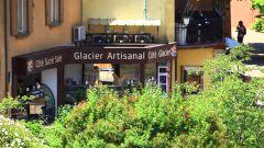Le restaurant L'Ocrier à Roussillon
