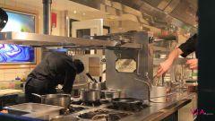 Le restaurant Auberge des Maures à Saint Tropez