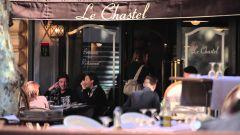 Le restaurant Le Chastel à Aix-en-Provence