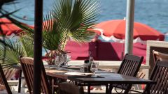 Le restaurant Le Lido à Toulon