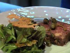 Le restaurant Boca Rossa à Paris